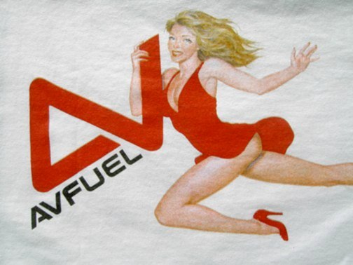 AV Fuel Graphic
