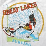Kurt's Kuston Promotions Great Lakes Surfing Graphic