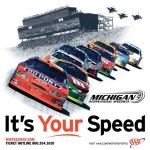 Kurt's Kuston Promotions It's your Speed - Michigan International Speedway
