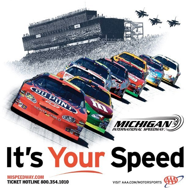 It's your Speed – Michigan International Speedway