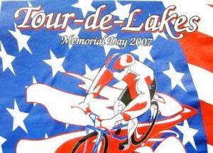 Kurt's Kuston Promotions Tour de Lake Graphic