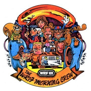 WRIF Morning Crew Graphic