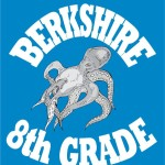 Kurt's Kuston Promotions Berkshire Middle School 8th Grade Logo
