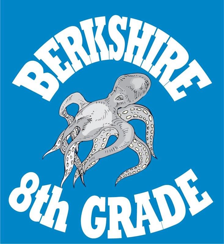 Berkshire Middle School 8th Grade Logo