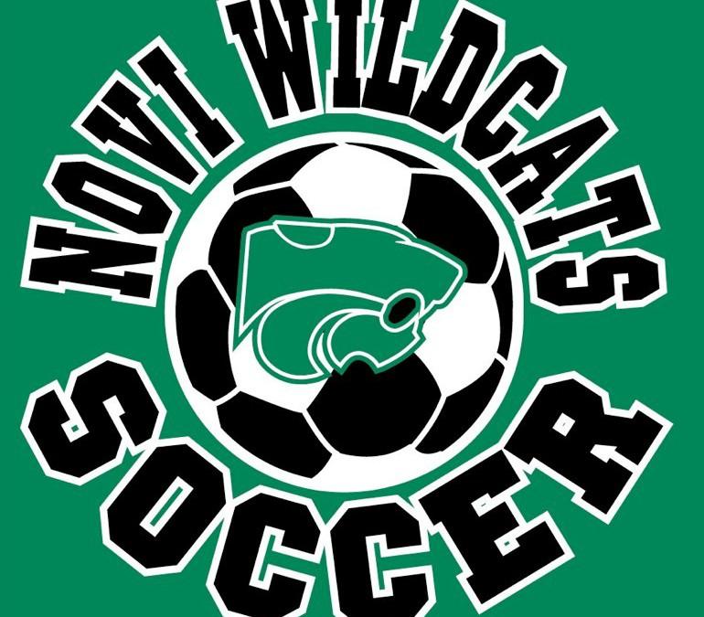 Novi Soccer Logo