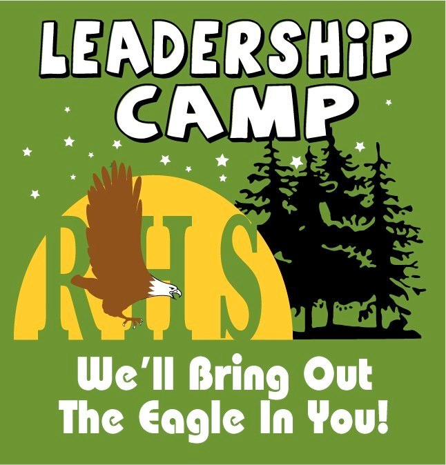 Romulus High School Leadership Camp Graphic