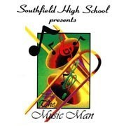 Southfield High School Present Music Man Graphic