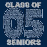 Kurt's Kuston Promotions Seniors Class of 2005 Graphic