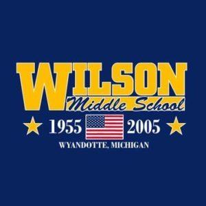 Kurt's Kuston Promotions Wilson Middle School Graphic