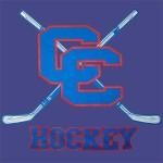 Kurt's Kuston Promotions Catholic Central High School Hockey Team Logo