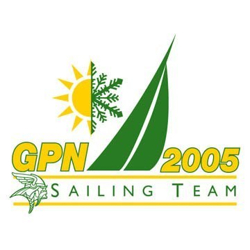 Gross Point North Sailing Team Logo