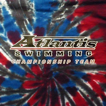 Atlantis Swimming Team Logo