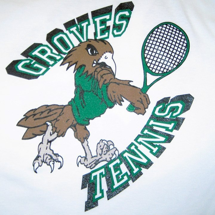 Groves Tennis Logo